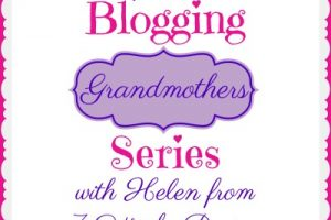 Blogging Grandmothers Series with Helen from 3 Winks Design