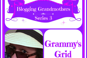 BLOGGING GRANDMOTHERS SERIES 3 WITH DEE FROM GRAMMY'S GRID