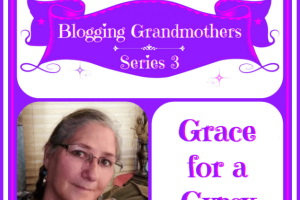 BLOGGING GRANDMOTHERS SERIES 3 WITH SYLVIA FROM GRACE FOR A GYPSY