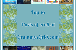 TOP 10 POSTS OF 2018 AT GRAMMY'S GRID