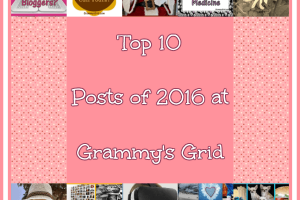 TOP 10 POSTS OF 2016 AT GRAMMY'S GRID