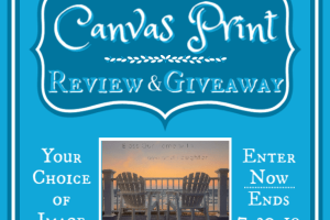 CANVAS FACTORY REVIEW AND GIVEAWAY FOR JULY 30, 2019