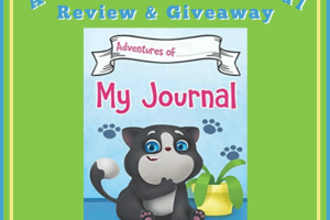 A CHILDREN'S JOURNAL REVIEW AND GIVEAWAY
