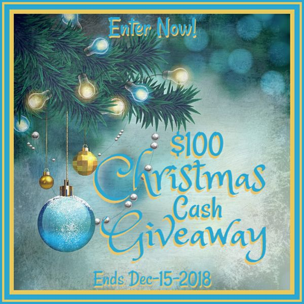 Enter for a chance to win a $100 Amazon eGift card!