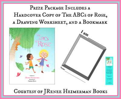 GIVEAWAY - The ABCs of Rose
