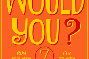 WOULD YOU? 7 - Would you rather be able to physically run at 100 mph or fly at 10 mph? Which answer would you choose? #questions #answers #WouldYou #WouldYouRather #run #run100mph #fly #fly10mph