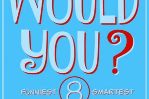 WOULD YOU? 8 - Would you rather be the funniest person in the room or the smartest? Which answer would you choose? #questions #answers #WouldYou #WouldYouRather #funniest #smartest #funny #smart