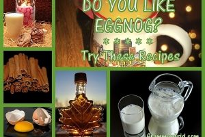 Do You Like Eggnog? Try These 3 Recipes