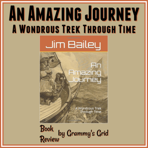 AN AMAZING JOURNEY - A WONDROUS TREK THROUGH TIME Book Review - Not a Run of the Mill Genealogical Index of Names and Dates!! #journey #genealogy #history #ancestry #Bailey #book #review