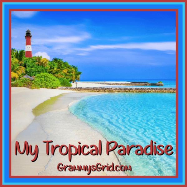 Short Story Prompt - My Tropical Paradise.
