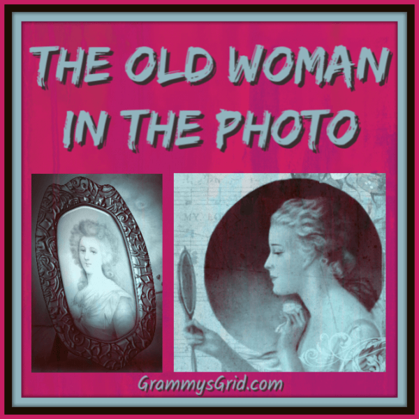 Short Story Prompt - The Old Woman in the Photo.