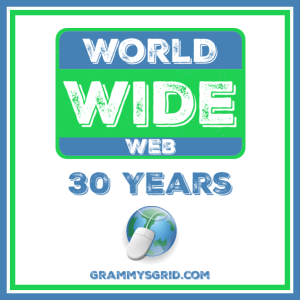 The World Wide Web Is 30 Years Old Today March 12, 2019