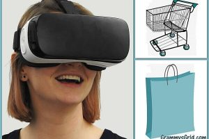 virtual reality shopping technology