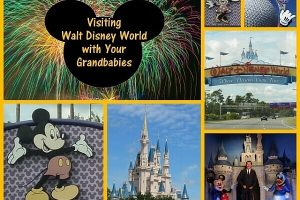 Visiting Walt Disney World with Your Grandbabies