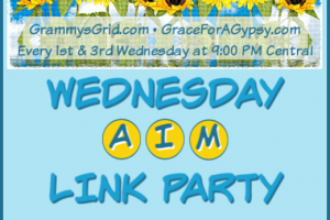 WEDNESDAY AIM LINK PARTY 40