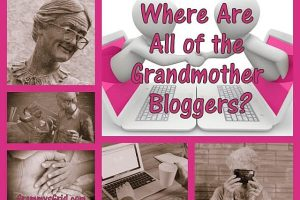 Where are all of the grandmother bloggers?